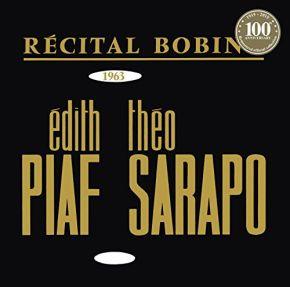 Bobino 1963 - LP / Edith Piaf | Théo Sarapo / 1963 / 2015