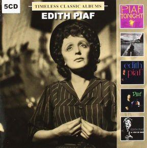 Timeless Classic Albums - 5CD (Boxset) / Edith Piaf / 2019
