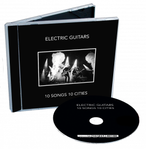 10 Songs 10 Cities - CD / Electric Guitars / 2019