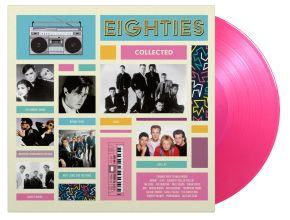 Eighties Collected - 2LP (Pink Vinyl) / Various Artists / 2021