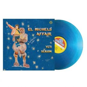 Yeti Season - LP (Clear Blue Vinyl) / El Michels Affair / 2021