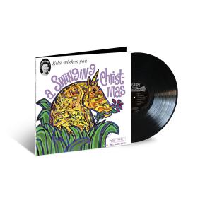Ella Wishes You A Swinging Christmas - LP (Acoustic Sounds) / Ella Fitzgerald / 1960/2021