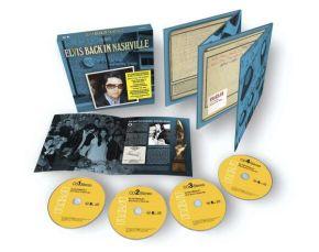 Back In Nashville - 4CD (Boxset) / Elvis Presley / 2021