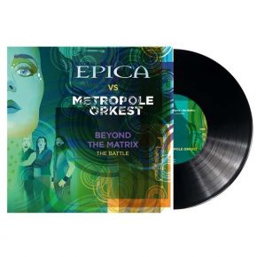 "Beyond the Matrix - the Battle - 10"" Single / Epica vs. Metropole Orkest / 2018"
