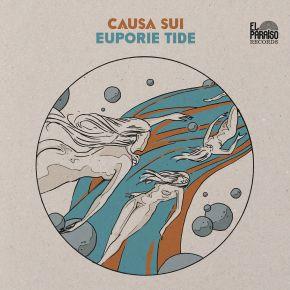 Euporie Tide - 2LP (Grøn Vinyl) / Sui, Causa / 2013/2021