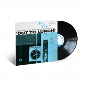 Out To Lunch! - LP / Eric Dolphy / 1964/2021