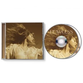Fearless (Taylor's Version - Re-recorded) - 2CD / Taylor Swift / 2008 / 2021
