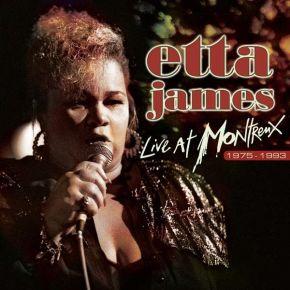 Live At Montreux 1975-1993 - 2LP+CD / Etta James / 2012 / 2019