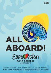Eurovision Song Contest Lisbon 2018 - 3DVD / Various Artists / 2018