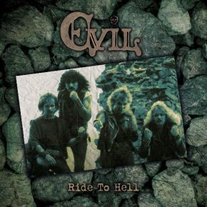 Ride To Hell - LP / Evil / 2021