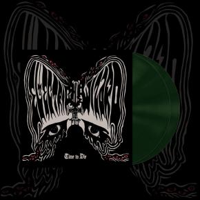 Time To Die - 2LP (RSD 2021 Mørkegrøn Vinyl) / Electric Wizard / 2014/2021
