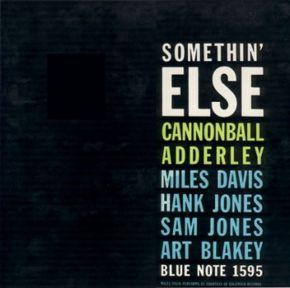 Somethin' Else - CD / Julian 'Cannonball' Adderley / 1986