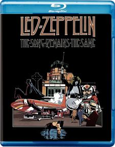 The Song Remains The Same - Blu-Ray / Led Zeppelin / 2007