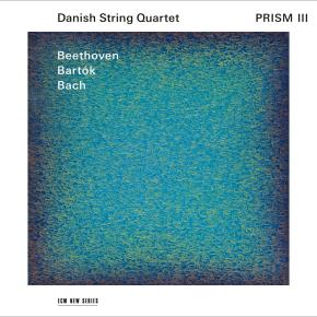 Prism III - CD / Danish String Quartet | Beethoven | Bartok | Bach / 2021