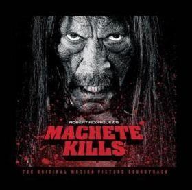 Machete Kills / Original Motion Picture Soundtrack - LP / Various Artists / 2014