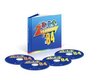 Yearbook '84 - 4CD (Deluxe) / Various Artists / 2021