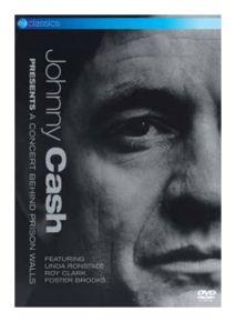 A Concert Behind Prison Walls - DVD / Johnny Cash / 1982