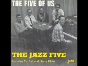 Five Of Us - CD / Jazz Five / 1961/2019