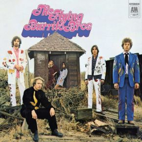The Gilded Palace Of Sin - LP / The Flying Burrito Bros / 1969/2021