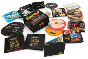 50 Years: Anthology 1970-1976 - 9CD + 2DVD / Focus / 2020