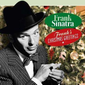 Frank's Christmas Greetings - LP (Farvet Vinyl) / Frank Sinatra / 2018 / 2021