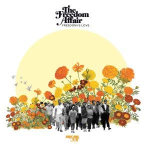 Freedom Is Love - LP (Farvet vinyl) / The Freedom Affair / 2021