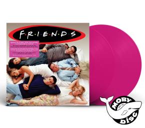 Friends - 2LP (Farvet vinyl) / Various Artists | Soundtrack / 1995 / 2020