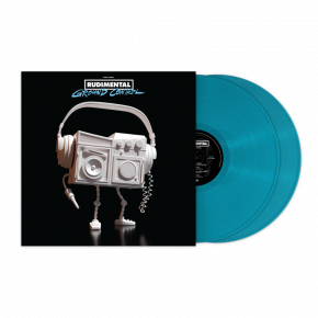 Ground Control - 2LP (Farvet Vinyl) / Rudimental / 2021