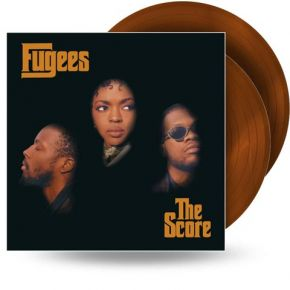 The Score - 2LP (Orange vinyl) / The Fugees / 1996 / 2018