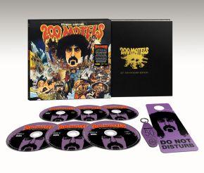200 Motels (Official Soundtrack) (50th Anniversary Edition) - 6CD (Boxset) / Frank Zappa | Soundtrack / 1971/2021