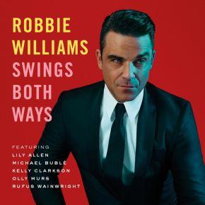 Swings Both Ways - CD + DVD / Robbie Williams / 2013