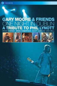 One Night In Dublin: A Tribute To Phil Lynott - DVD / Gary Moore / 2018