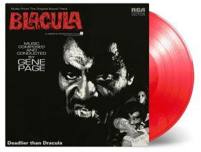 Blacula - LP (RSD 2017 Rød Vinyl) / Soundtrack | Gene Page / 1972 / 2018