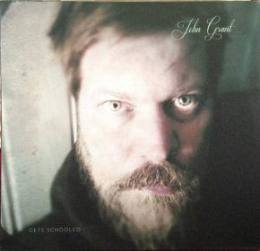 "Gets Schooled - 12"" EP / John Grant / 2013"