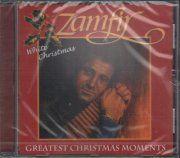 Greatest Christmas Moments - CD / Gheorghe Zamfir / 2008