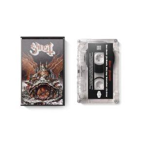 Prequelle - Cassette / Ghost / 2018
