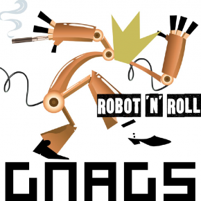 Robot'n'Roll - LP / Gnags / 2019