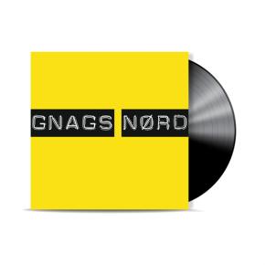 Nørd - LP / Gnags / 2017