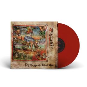 Dies Occidendum - LP (Rød Vinyl) / DJ Muggs the Black Goat / 2021