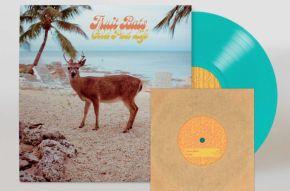 "Gold Past Life - LP+7"" Vinyl (Blå Vinyl) / Fruit Bats  / 2019"