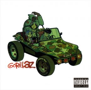 Gorillaz - 2LP / Gorillaz / 2001