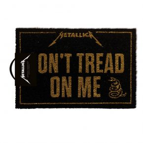 "Metallica ""Don't Tread On Me"" Dørmåtte / Metallica / 2019"