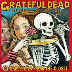 The Best Of Skeletons From The Closet - LP / The Grateful Dead / 1974 / 2019