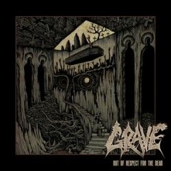 Out Of Respect For The Dead - cd / Grave / 2015