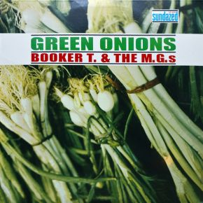 Green Onions - LP / Booker T. & The M.G.'s / 1962 / 2002