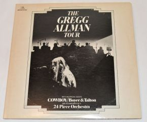 The Gregg Allman Tour - 2LP / Gregg Allman / 1974 / 2019