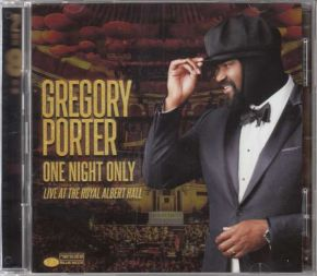 One Night Only - Live At The Royal Albert Hall - CD+DVD / Gregory Porter / 2018