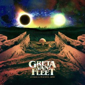 Anthem Of The Peaceful Army - CD / Greta Van Fleet / 2018