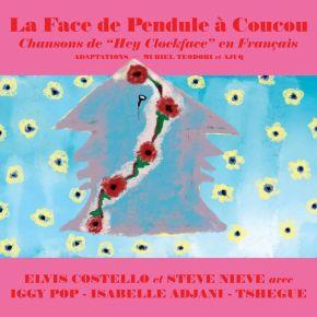 La Face De Pendule À Coucou - LP (RSD 2021 Rød Vinyl) / Elvis Costello / 2021