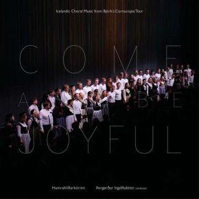 Come And Be Joyful - CD / Hamrahlid Choir / 2020